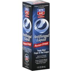 Rite Aid Pharmacy Antifungal Liquid