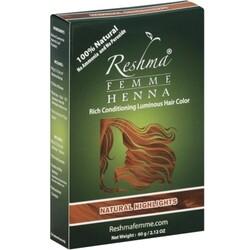 Reshma Hair Color