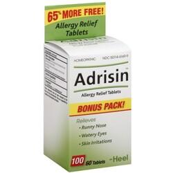Adrisin Allergy Relief
