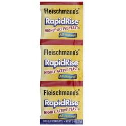 Fleischmanns Yeast
