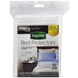 Depend Bed Protector