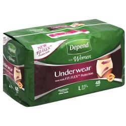 Depend Underwear