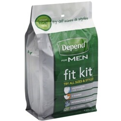Depend Fit Kit