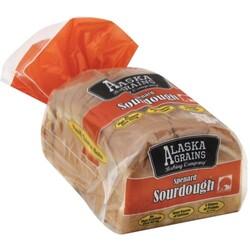 Alaska Grains Bread