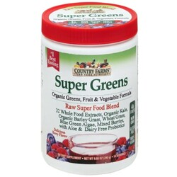 Country Farms Raw Super Food Blend