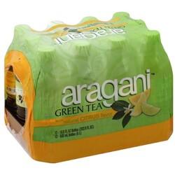 Aragani Green Tea