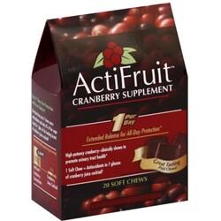ActiFruit Cranberry Supplement