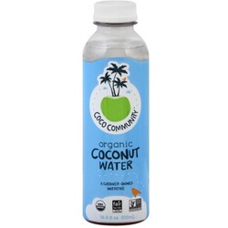 Coco Community Coconut Water