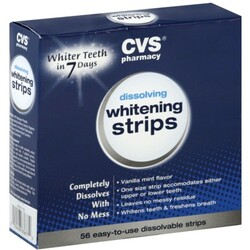 CVS Pharmacy Whitening Strips