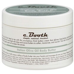 C Booth Body Butter