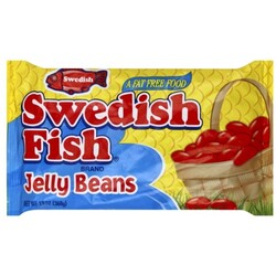 Swedish Fish Jelly Beans