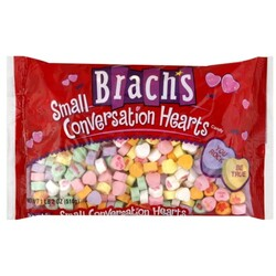 Brachs Conversation Hearts Candy