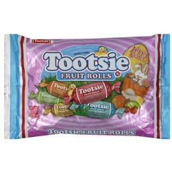 Tootsie Fruit Rolls