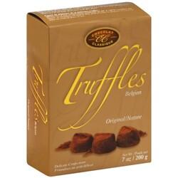 Chocolat Classique Truffles