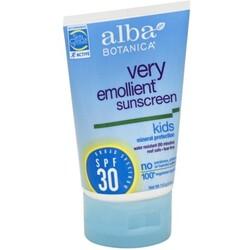 Alba Botanica Sunscreen
