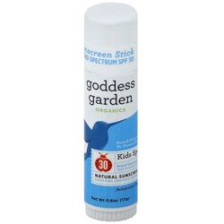 Goddess Garden Sunscreen Stick