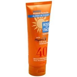 Kiss My Face Sunscreen