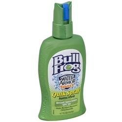 Bull Frog Sunscreen