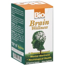 Bio Nutrition Brain Wellness