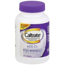 Caltrate 600 + D3