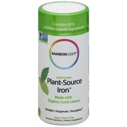 Rainbow Light Plant-Source Iron