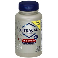 Citracal Calcium Citrate + D3