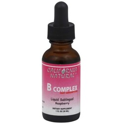 California Natural B Complex