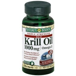 Natures Bounty Krill Oil