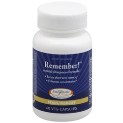 Enzymatic Therapy Mental Sharpness Formula