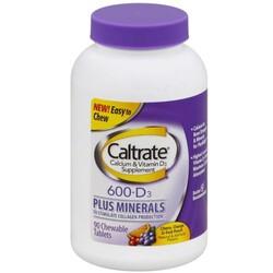 Caltrate Calcium & Vitamin D3