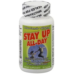 Stay Up All Day Sustained Release Energy