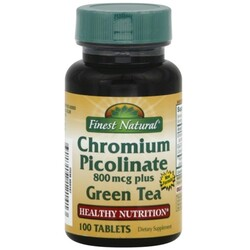 Finest Natural Chromium Picolinate