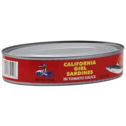 California Girl Sardines
