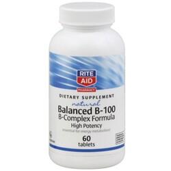 Rite Aid Balanced B-100