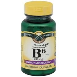 Spring Valley Vitamin B6