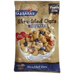 Barbaras Shredded Oats