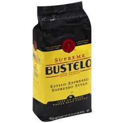 Bustelo Coffee