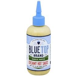 Blue Top Hot Sauce