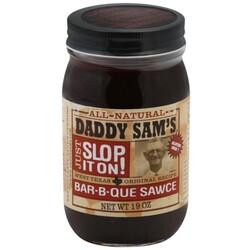 Daddy Sams Bar-B-Que Sawce