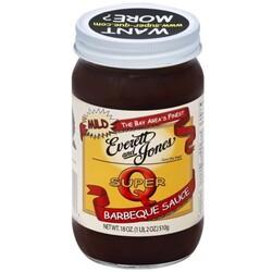 Everett and Jones Barbeque Sauce