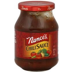 Nances Chili Sauce
