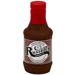 Russells Barbecue Sauce
