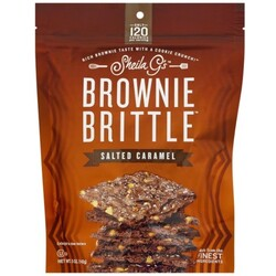 Brownie Brittle Brittle