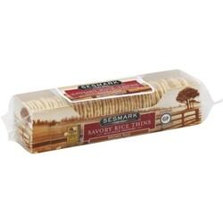 Sesmark Rice Snack Crackers