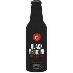 Black Medicine Iced Mocha