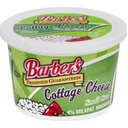 Barbers Cottage Cheese