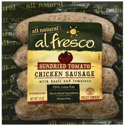 Al Fresco Chicken Sausage