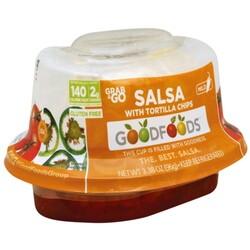 Tableside Salsa