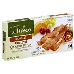 Al Fresco Bacon