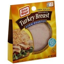 Oscar Mayer Turkey Breast